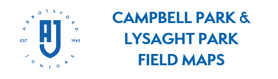 Campbell Park and Lysaght Park Field Maps